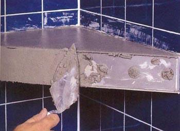 Готовим поверхность к укладке плитки