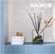 однотонные флористические узоры, Ragno, Италия