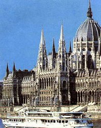 Здание Парламнта, Будапешт