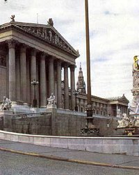 Новый Дворец, Вена