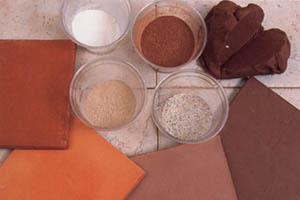 Изготовление облицовочной плитки своими руками