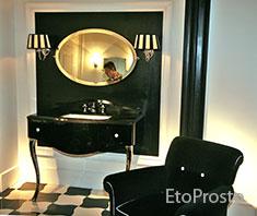 Столешница для ванной комнаты с раковиной от Devon & Devon