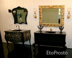 Новая мебель для ванных комнат