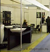польские раковины и умывальники на Mosbuild 2010