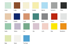 Оттенки плитки коллекции Color System Atlas Concorde