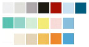 Цветовая гамма моноколоров Cerdisa Color