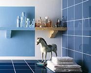 Дизайн интерьера с моноколорами Ragno